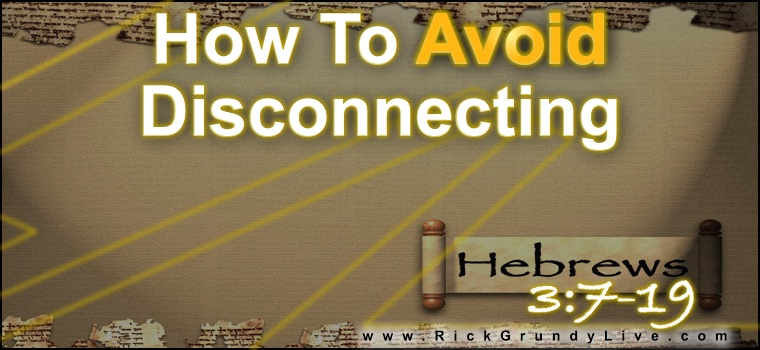 How To Avoid Disconnecting
