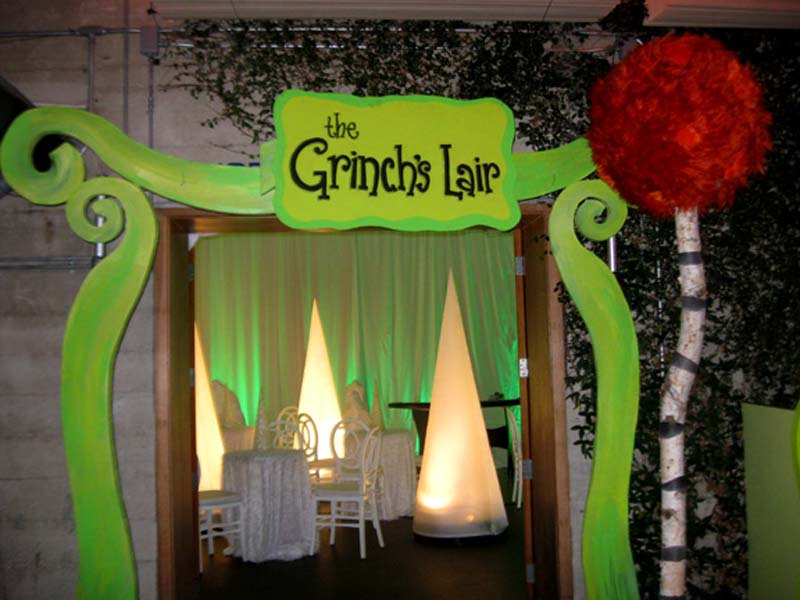 Christmas Theme Parties And Props Rick Herns Productions
