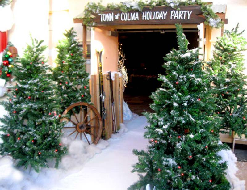 christmas theme parties and