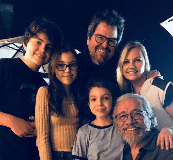 Rick Najera Talks to Latino Dad About Fatherhood and Family