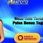 Situs Toto Terbaik Deposit Pulsa Bonus Togel Terbesar