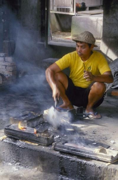 Balinese Gongmaking