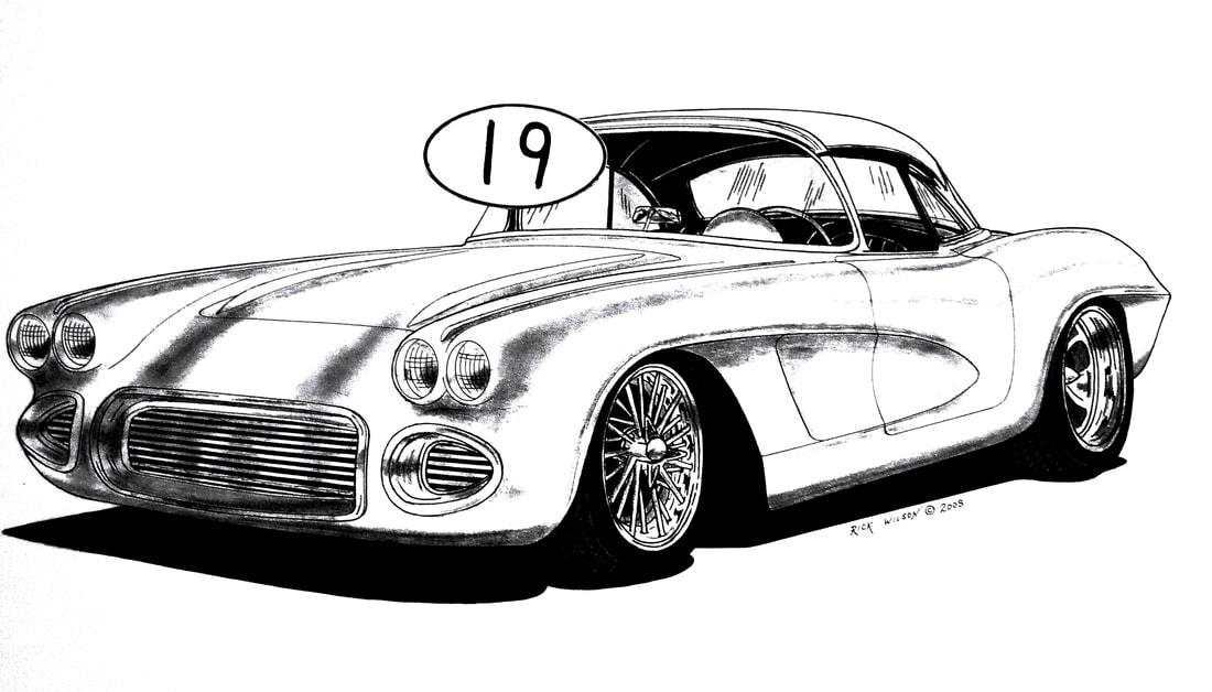 1950 chevy 2 door coupe