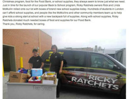 free school supplies london ontario