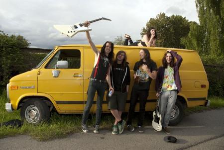 band:van