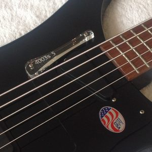 Thumb Rest for Rickenbacker 4003s 5 Bass
