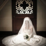 異国の花嫁風に-バリラックス*結婚式 写真 カメラマン*