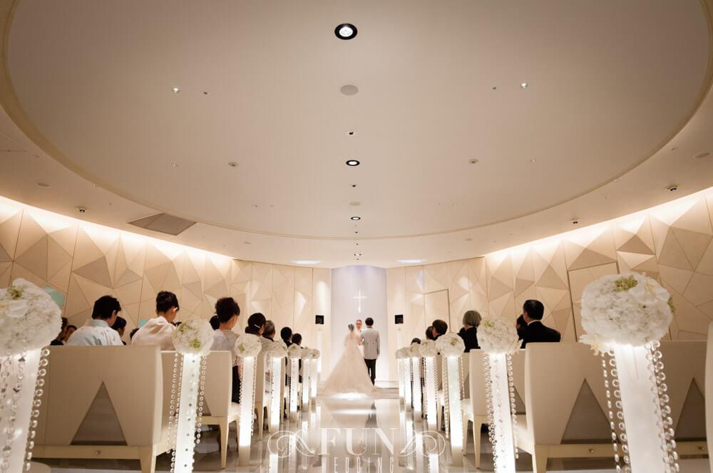 ANAインターコンチネンタルホテル東京 教会
