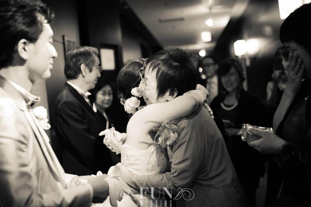 ANAインターコンチネンタルホテル東京 披露宴 送迎