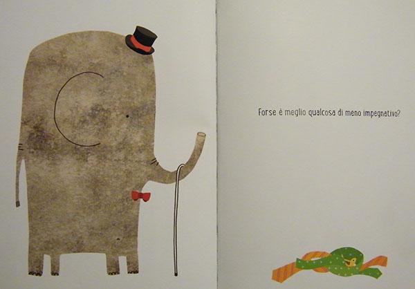 quando un elefante si innamora