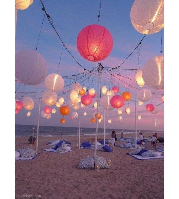 Come organizzare un beach party perfetto  Ricomincio da