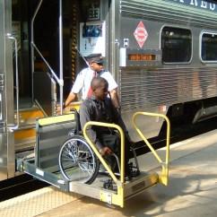 Wheelchair Express Folding Chair Vietnam Ricon A Wabtec Company Products Rail Car