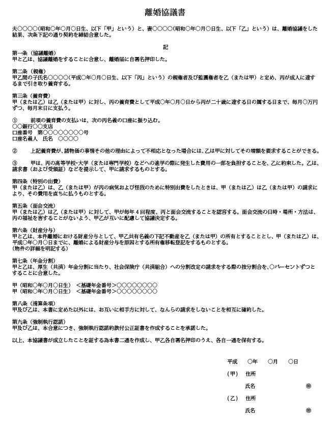 遺産 分割 協議 書 法務局 ダウンロード - lisausy8's blog