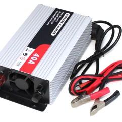 12 Volt Und 7 Anper Batterien Gell 1979 Mercury 150 Hp Outboard Wiring Diagram Lkw Pkw Batterie Ladegerät Für 12v 40a Bc 40 A