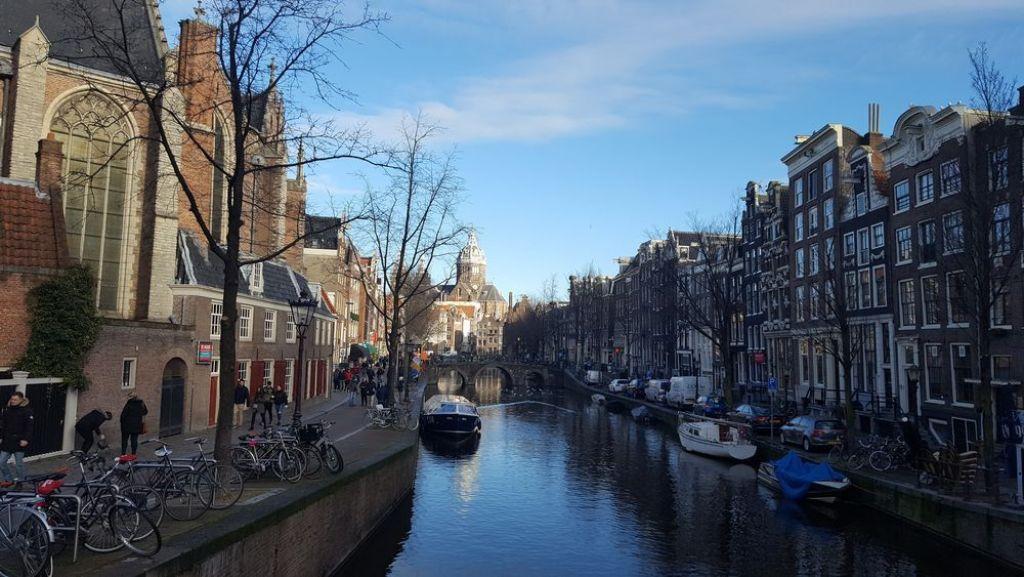 una settimana ad Amsterdam