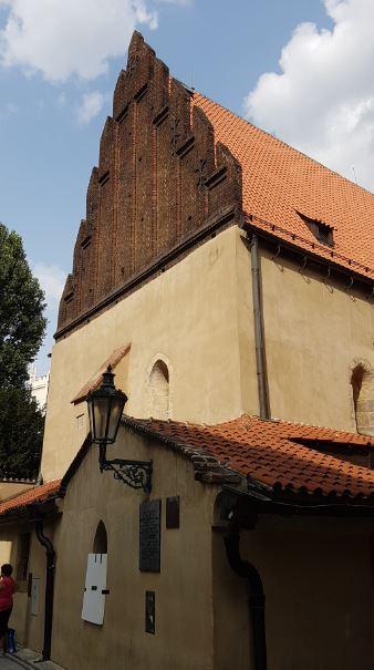 quartiere ebraico di Praga