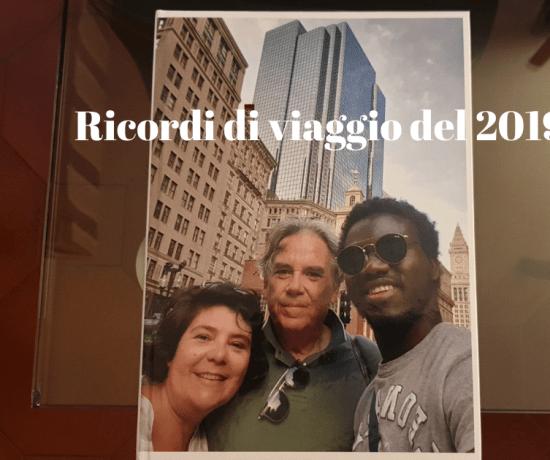 ricordi di viaggio del 2019