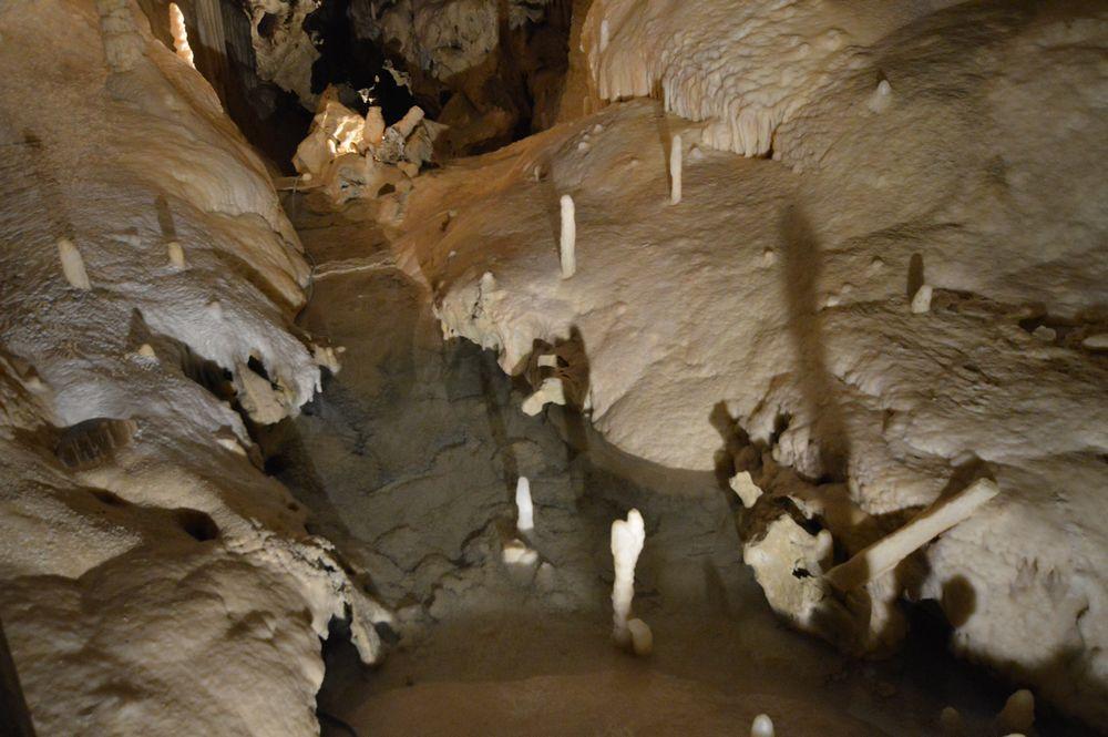 visita delle grotte di frasassi