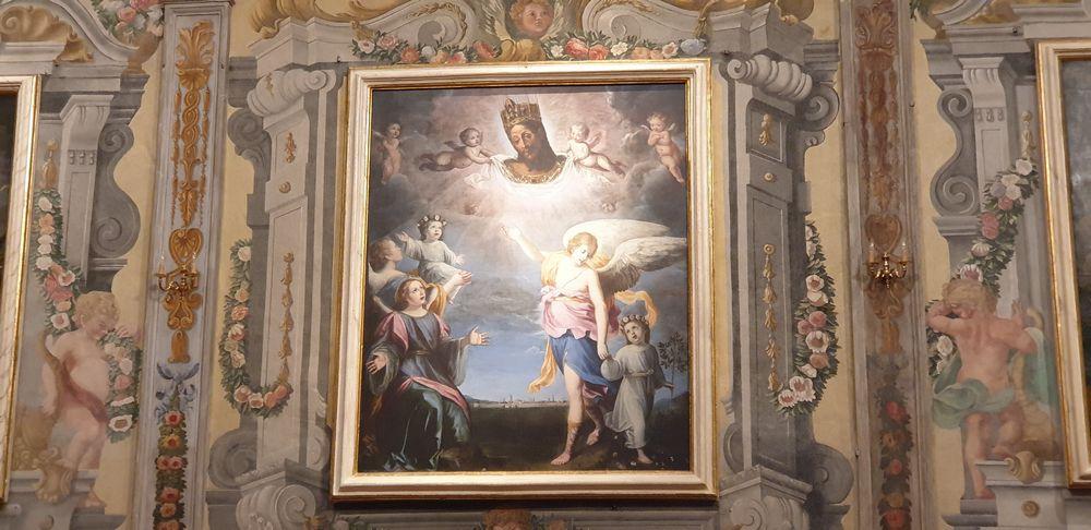 oratorio degli angeli custodi a lucca