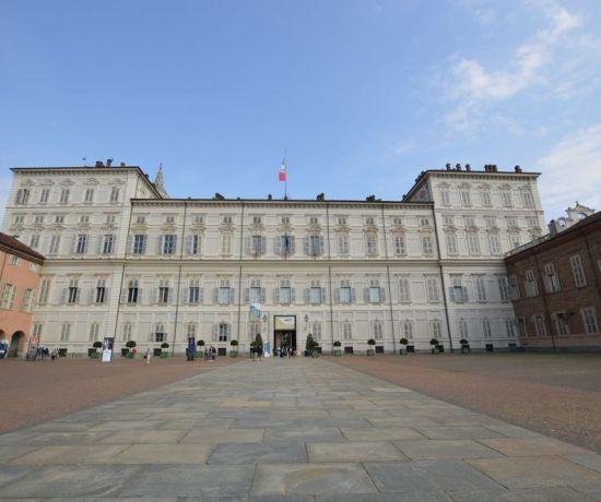 palazzo reali di torino