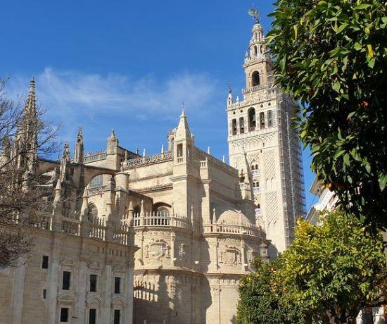cattedrale di siviglia e la giralda