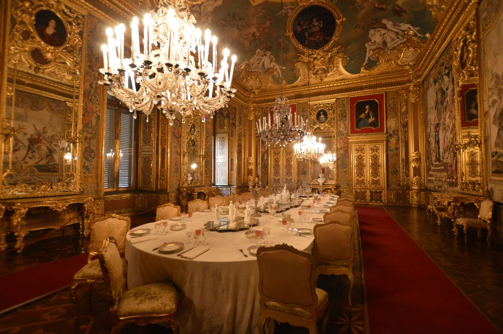 palazzo reale di torino