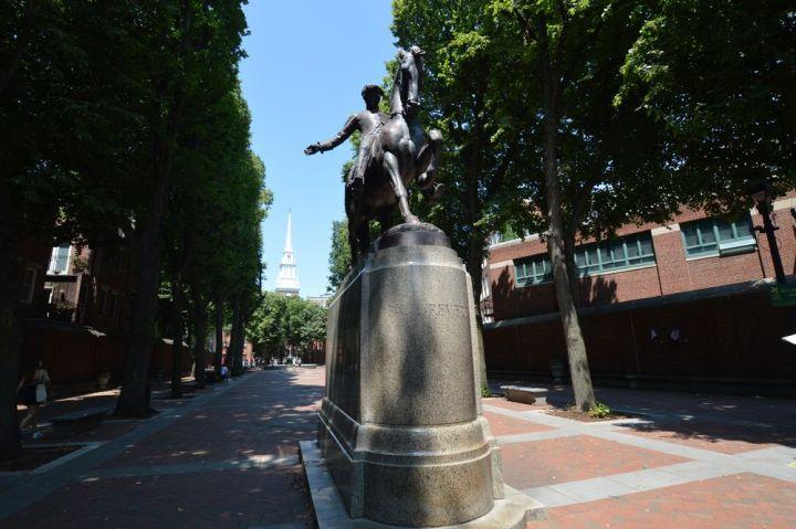 freedom trail a boston