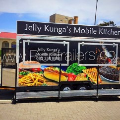 Kitchen Trailers Ceramic Tile Mobile Food Trailer Sales Branded Rico South Africa