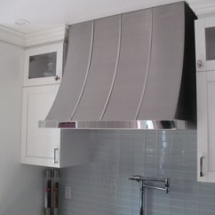 Kitchen Exhaust Fan Commercial Sponges Ridalco | Stainless Steel Residential Hoods ...