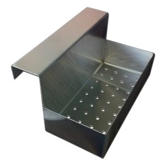 Stainless Steel Restaurant Kitchen Cabinets Reface Diy Shampoo/tool Holder