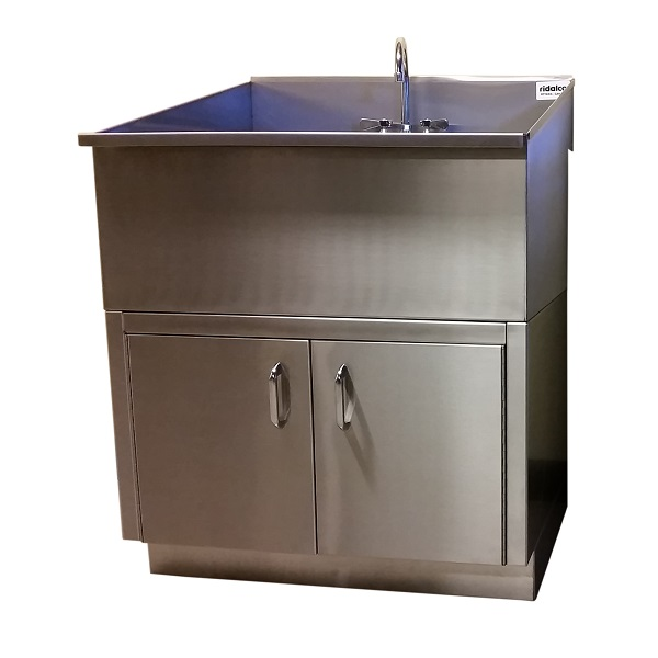 Stainless Steel Utility Sink With Cabinet  online information