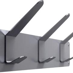 Bakers Racks For Kitchens Restaurant Kitchen Door Hinges Heavy-duty Stainless Steel Coat/towel Rack, Wall Mount