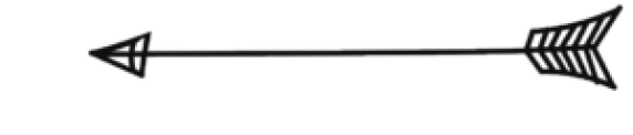 black-pointed-arrow