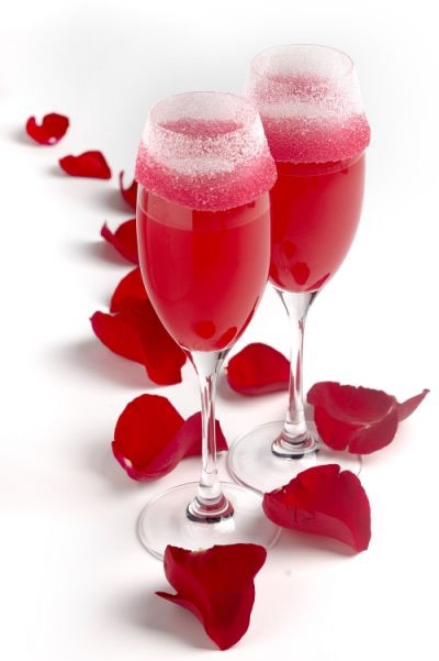 Valentines Drinks Ideas