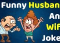 husband wife funny jokes - riddlesnow.bom