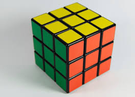 A Rubik's cube has 43,252,003,274,489,856,000 possible configurations Riddles Now