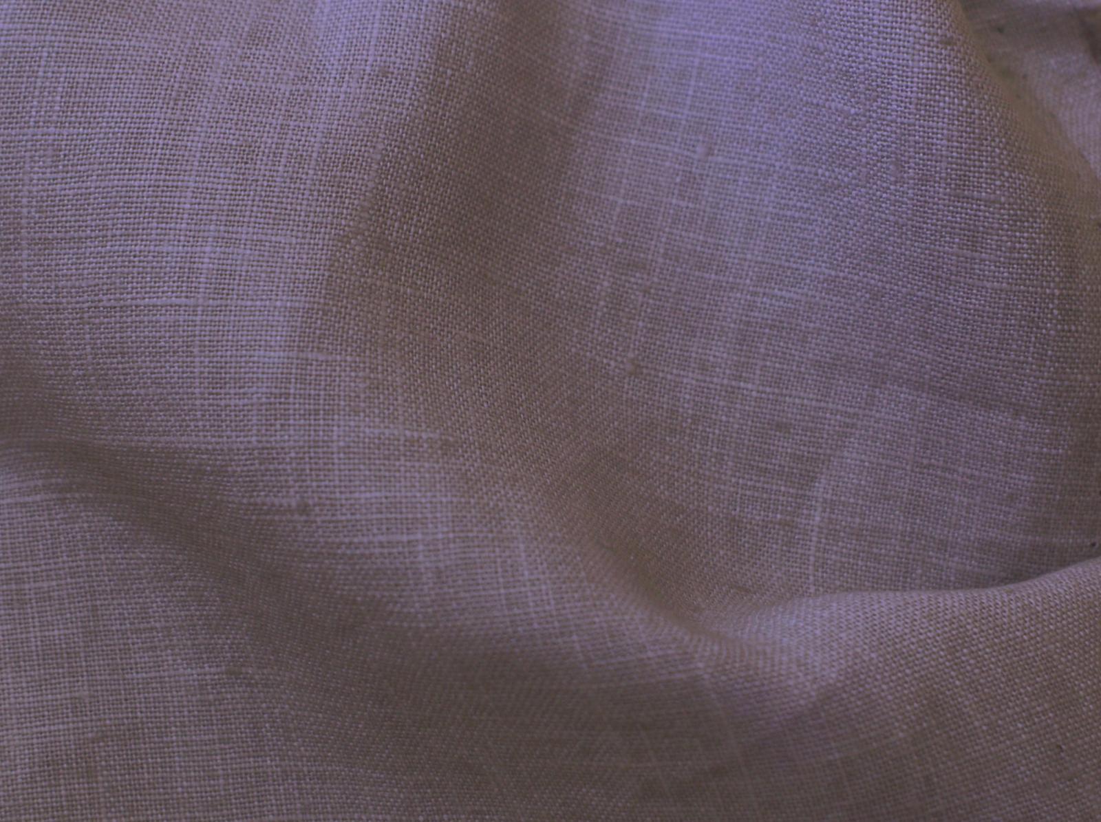 toile de lin lave violet