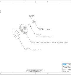805 00 078 kit piston assembly my14 floating w bleed 1 070 bore al 6061 type iii clear ano [ 1584 x 1224 Pixel ]