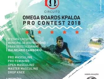 CIRCUITO ÔMEGA BOARDS KPALOA PRÓ CONTEST 2018