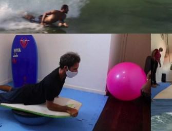 Treinamento para Bodyboarders