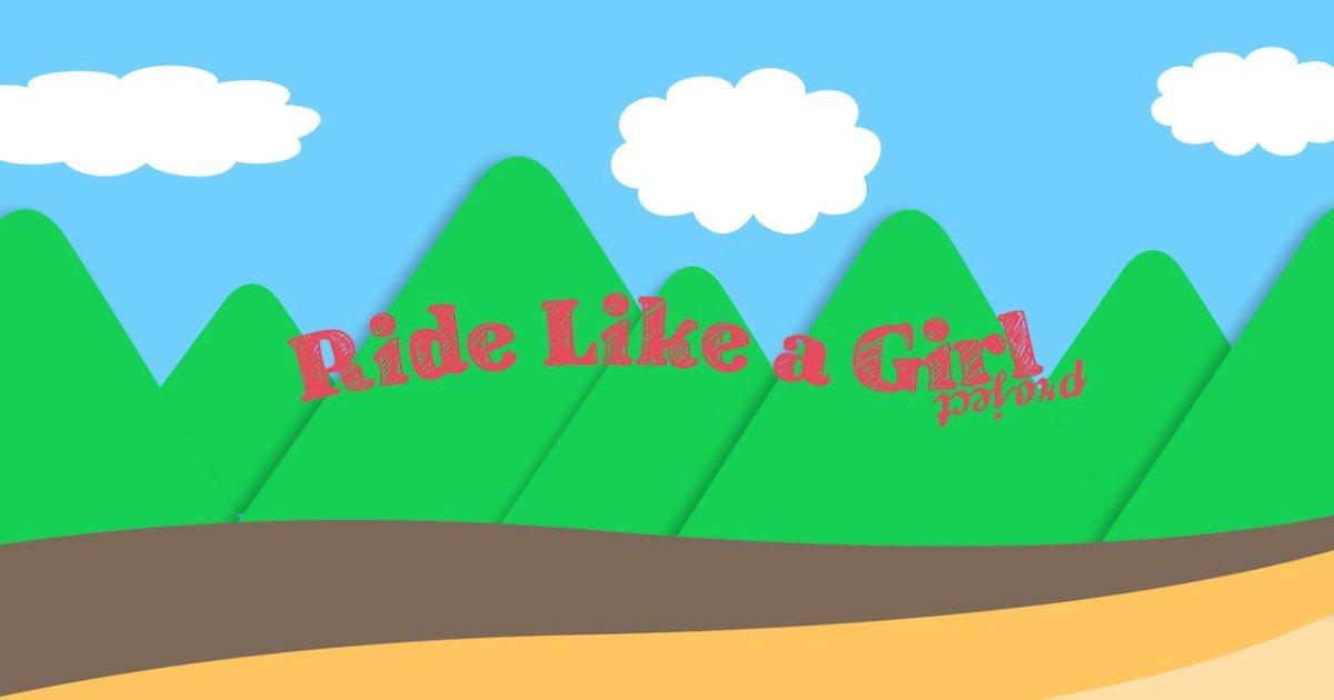 evento ride like a girl project euganei