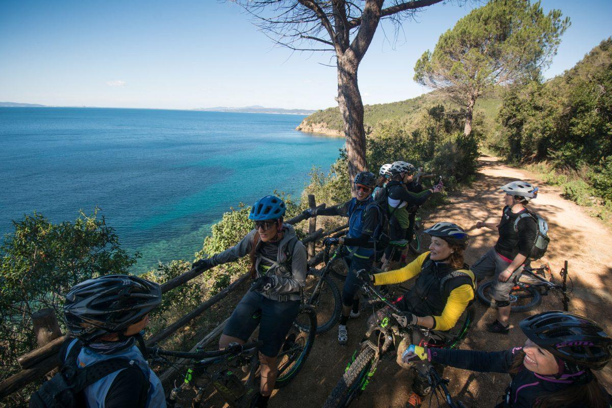 Dove pedalare d'inverno in mountain bike? Vi consigliamo 4 località italiane.