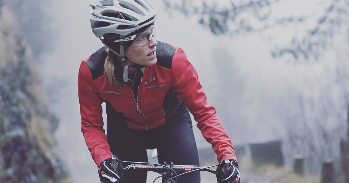 Cycling winter clothing elena martinello