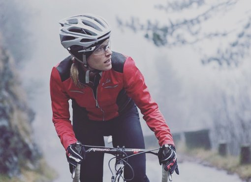 Cycling winter clothing elena martinello