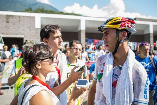 GirlStories: Giulia De Maio, un ex ciclista col chiodo fisso