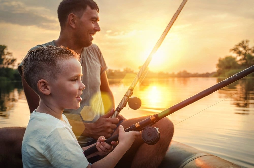 5 Reasons To Go Fishing Today