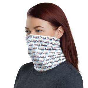 Texas Lake Life Neck Gaiter
