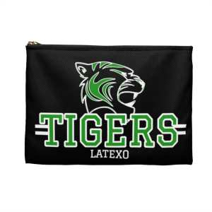 Latexo Tigers Accessory Pouch