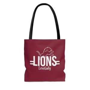 Lovelady Lions Tote Bag