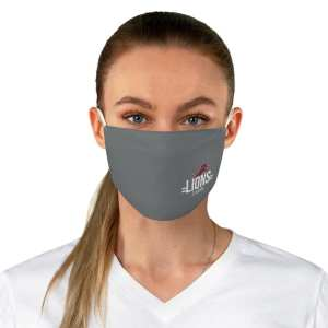 Lovelady Lions Fabric Face Mask